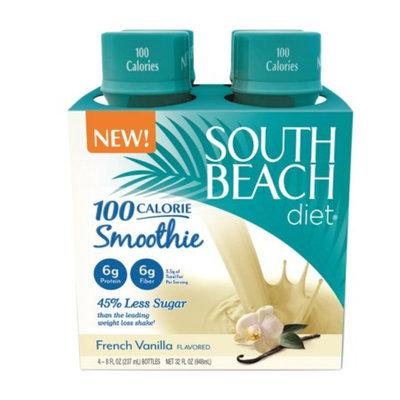 South Beach Diet Snack Smoothie French Vanilla