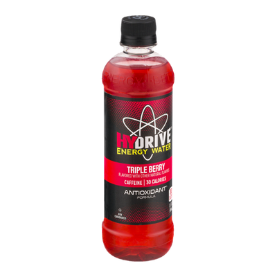 Hydrive Energy Water Triple Berry
