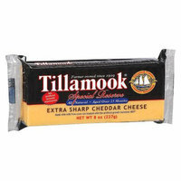 Tillamook Cheese Tillamook All Natural Extra Sharp Cheedar Cheese 8 oz