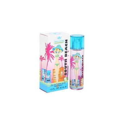 PARIS HILTON 10985108 PASSPORT SOUTH BEACH by PARISHILTON - EDT SPRAY