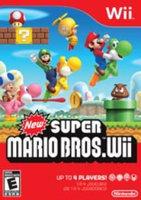 Nintendo of America New Super Mario Bros. Wii