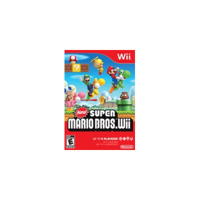 Nintendo of America New Super Mario Bros. Wii