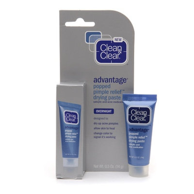Clean & Clear® Advantage Popped Pimple Relief Drying Paste
