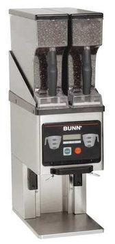 Bunn Multi-Hopper Coffee Grinder (SS). Model: MHG
