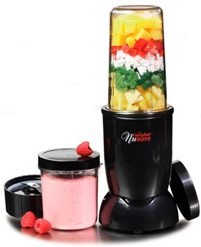 As Seen On Tv As Seen on TV NuWave Multi-Purpose Twister Blender and Chopper, 7-Piece Set