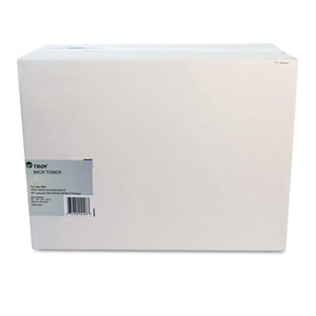 Troy 02-81350-001 Troy 0281350001 90A Compatible MICR Toner Secure, 10,000 Page-Yield, Black