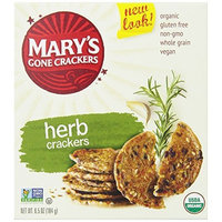 Mary's Gone Crackers, Herb