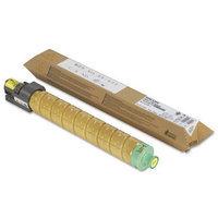 Ricoh 820008 Toner Cartridge, High-Yield, Yellow