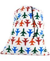 Kikkerland Airplane Travel Laundry Bag