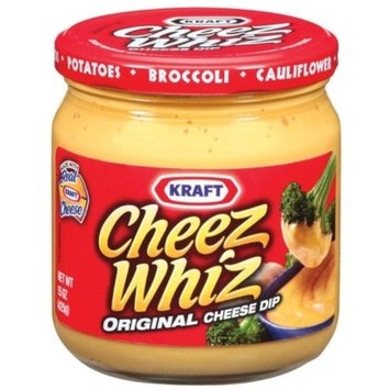 Kraft Original Cheez Whiz Dip 15 oz