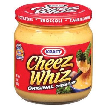 Kraft Original Cheez Whiz Dip 15 oz