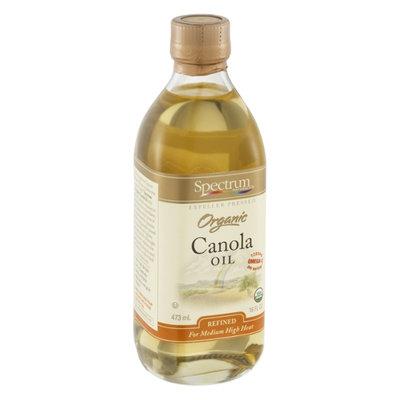 Spectrum Canola Oil Refined Organic