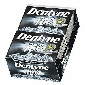 Dentyne Ice Sugarless Gum