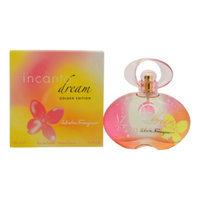 Salvatore Ferragamo Incanto Dream Eau de Toilette Spray Gold Edition For Women, 3.4 fl oz