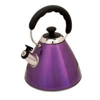 Hartleton Tea Kettle, 2-Quart, Purple