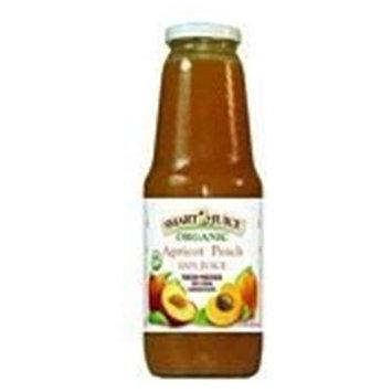 Smart Juice Organic Apricot Peach Juice ( 6x33.8 OZ)