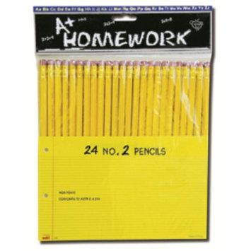 Tape It Pencils - 24 pack - No
