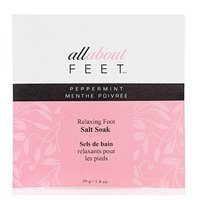 All About Feet Relaxing Foot Soak-1.8, oz.