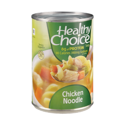 Healthy Choice Chicken Noodle Soup