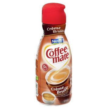 Nestlé Coffee-Mate Creme Brulee Flavor Coffee Creamer