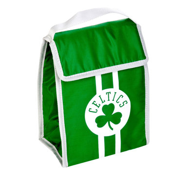 Forever Collectibles NBA Velcro Lunch Bag - Boston Celtics