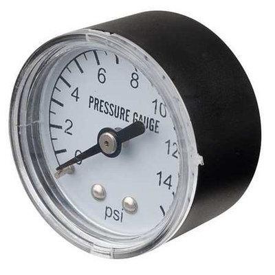 DAYTON 3740004900 Air Pressure Gage