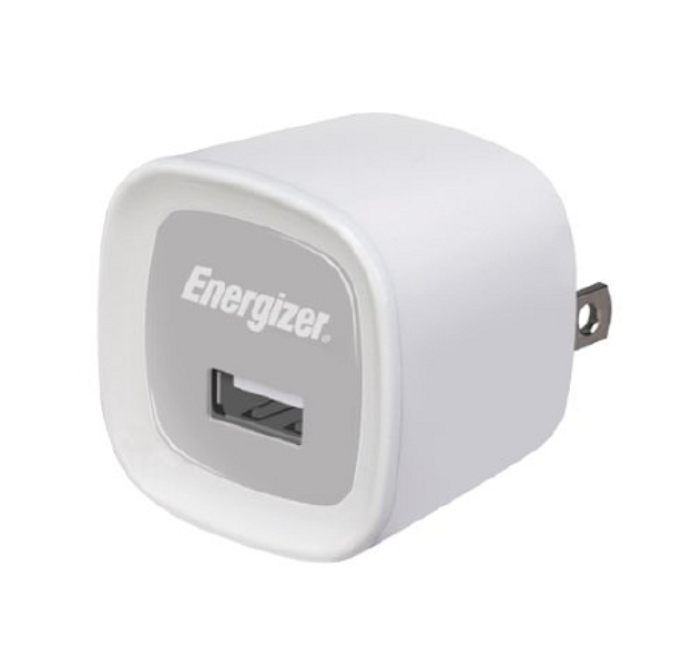 Energizer 10W USB Wall Charger For Apple Products
