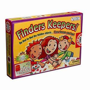 Educa Finders Keepers Game ages 4+