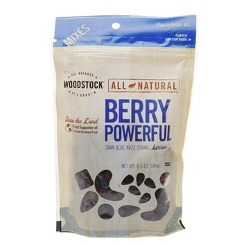 WOODSTOCK Trail & Snack Mixes All Natural Berry Powerful Mix, 6.5 oz