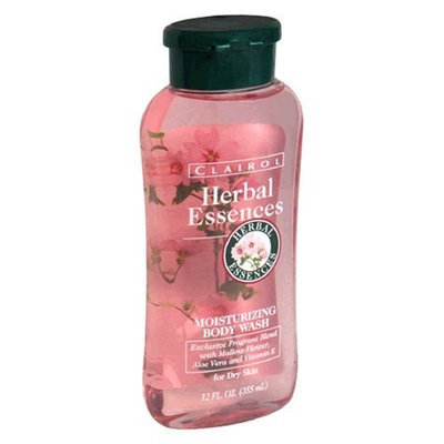Herbal Essences Botanicals, Moisturizing Body Wash, Dry Skin Formula - 12 fl oz