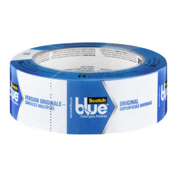 3M Scotch Blue Original Multi-Surface Painters Tape 1.5
