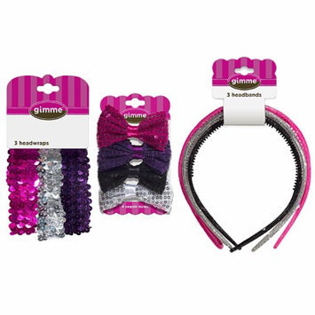 Gimme Clips Bling Bundle - 10 Count