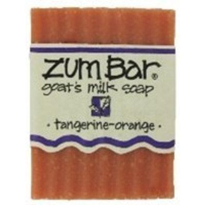 Indigo Wild - Zum Goats Milk Soap Bar Tangerine Orange 3 oz.