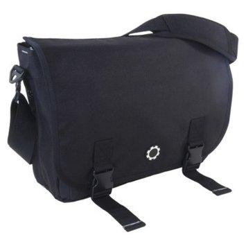 Dadgear DadGear Messenger Diaper Bag - Basic Black