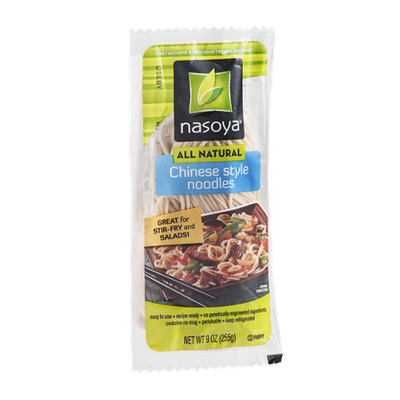 Nasoya All Natural Chinese Style Noodles