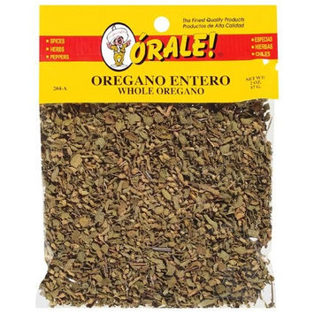 Orale Whole Oregano, 2 oz