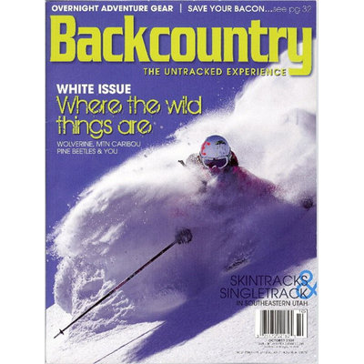 Backcountry - MFG ID FOR DOT.COM ITEMS