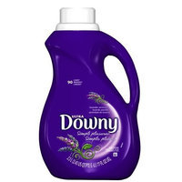 Downy Ultra Fabric Softener Simple Pleasures Lavender Serenity Liquid 90 Loads, 77-Ounce