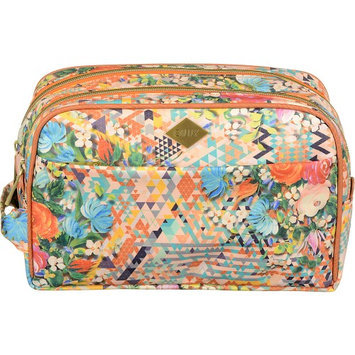 Oilily Pocket Cosmetic Bag Blush - Oilily Ladies Cosmetic Bags