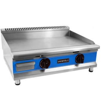 UniWorld 30 Stainless Steel Natural Gas Griddle Kitchen Restaurant UGR-G30