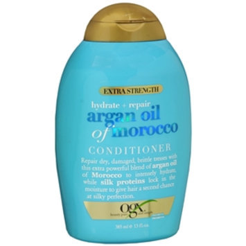Ogx OGX Conditioner, Hydrate + Repair Argan Oil of Morocco, 13 fl oz