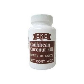 PROMEKO INC EKO COCONUT OIL Size: 4 OZ
