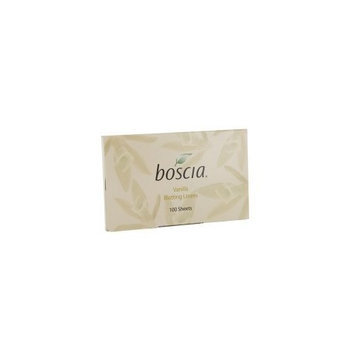 boscia Vanilla Blotting Linens
