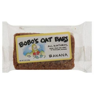 BoBo's Oat Bars All Natural Bar Banana -- 3 oz