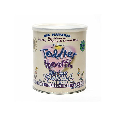 Toddler Health Rice Based Balanced Nutritional Drink Mix