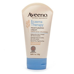 Aveeno Active Naturals Aveeno Eczema Therapy Moisturizing Cream