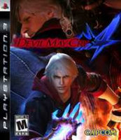 Capcom Devil May Cry 4