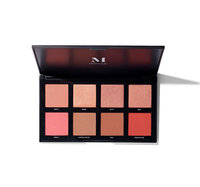 Morphe Brushes 8w Warm Master 8-color Blush Palette Authentic In Box
