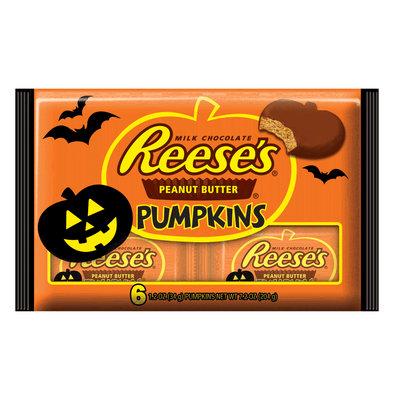 Reese's Peanut Butter Cup Pumpkins Milk Chocolate