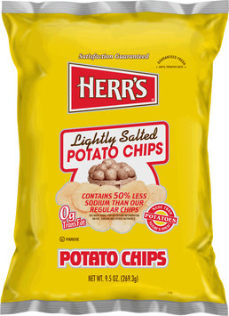 Herr's® Lightly Salted Potato Chips